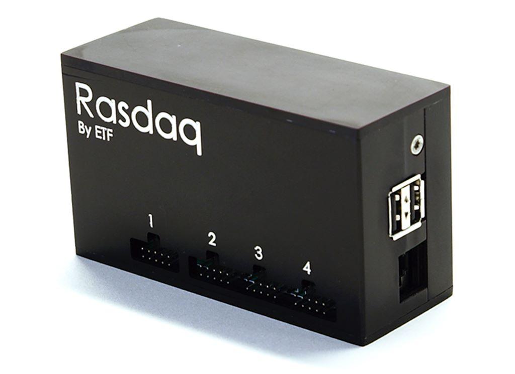 Rasdaq – Datainsamling med Raspberry Pi